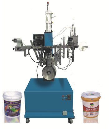 Heat Transfer Machine For Bucket